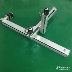 供应AC8180数控机械电动导轨同步带滑台xyz三轴模组滑台