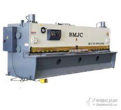 QC11K数控闸式剪板机