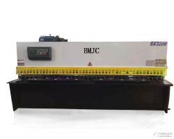 QC12K数控摆式剪板机