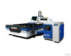 供應BML型高速雙驅敞開式光纖激光切割機