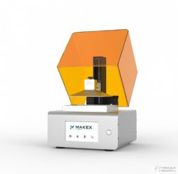 MAKEX高性能牙模3D打印机