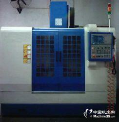山东金雕数控VMC850加工中心数控机床加工