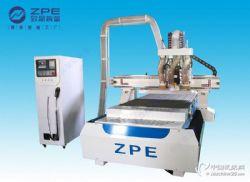 供应双主轴加排钻数开料机价格-柜体生产
