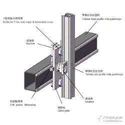 供应台湾KH凯贺精密v型导轨 v型滚轮导轨 V型直线导轨