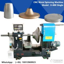 【厂家直销】600标准单旋数控旋压设备三轴自动小型旋压机械