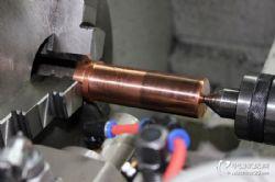 金属球面车床镜面加工不锈钢表面加工设备
