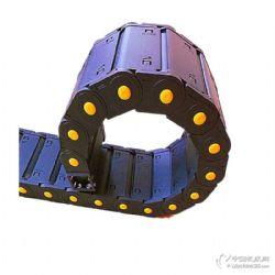 供应塑料拖链机床电缆尼龙坦克链油管保护链
