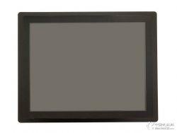17寸工业触摸一体机电容触摸平板电脑嵌入壁挂
