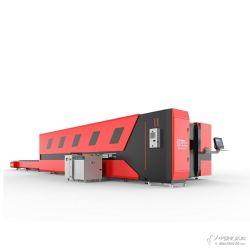 百盛激光6X2米大功率光纤激光切割机