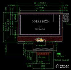 供應北京GVH12864G液晶顯示屏COG屏生產廠家是哪個?