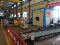 供應造船廠型鋼切割機 H型鋼切割下料機 多種工藝一機滿足