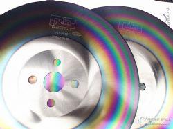 不銹鋼超A鋸片 HSS-M42彩涂層鋸片 圓鋸片批發開齒