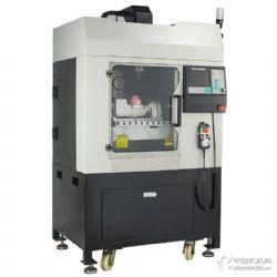 晶研五轴精雕机cnc数控雕刻机三维立体电脑金属零件小型加工中