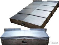 供應沈陽中捷鋼板防護罩伸縮防護板