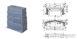 供应上海振飞1060加工中心专用导轨钢板防护罩