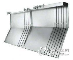 数控龙门铣床导轨钢板护罩加工中心导轨护板