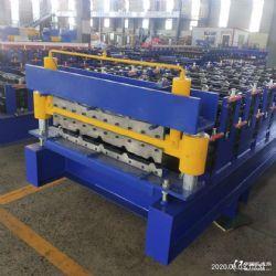 泊头兴和双层彩钢压型设备,厂房常用