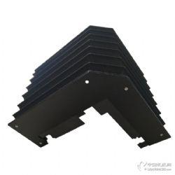 供應宏山HS-G3015激光切割機Y軸導軌風琴防護罩阻燃罩