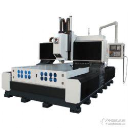 生產廠家 現貨1米高速數控鉆銑床 法蘭鉆孔設備