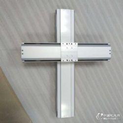 供應深圳專業焊接電焊碼垛沖床裝箱搬運可編程直線電動滑臺模組