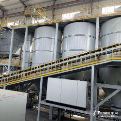 粘土砂处理设备,旧砂处理再生线,铸造用砂处理系统