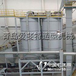 砂处理设备及生产线 铸造砂再生系统 粘土砂处理线