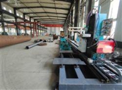 KR-XY5圓管切割機 數控相貫線切割機 管桁架管材切割機