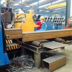 數控方管相貫線切割機 凱斯銳相貫線切割機 鋼結構方管切割機