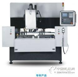 供應雙工位雙工作臺CNC數控鉆攻銑一體機