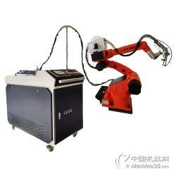 供应机器人激光焊接机