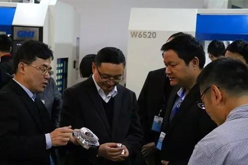 广东省国资委主任李成到广东省机械研究所调研
