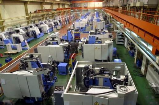 沈阳机床东莞共享工厂受中小型企业青睐有加