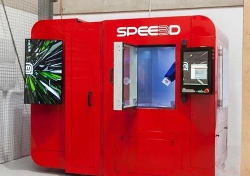查尔斯达尔文大学使用金属3D打印机造火箭发动机部件