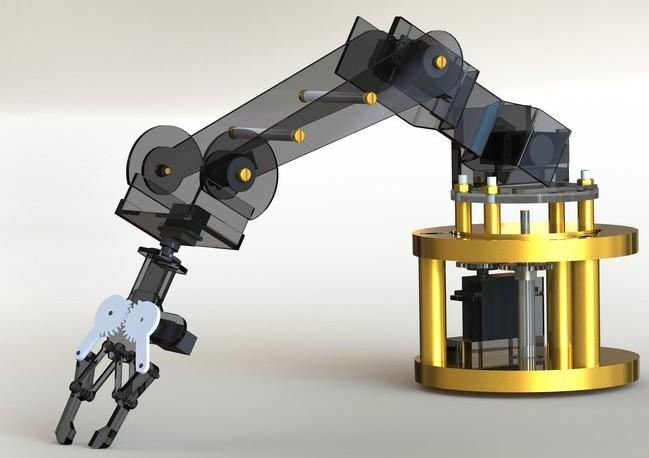 机器人绝不仅提供协作机器手臂这样的角色而已