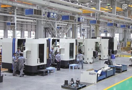 高端数控机床产业集聚发展基地在马鞍山博望区初具规模