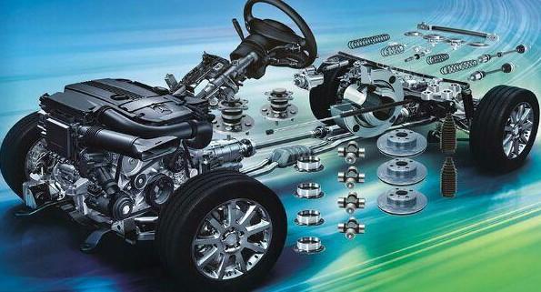 发力汽车零部件产业 杨家河科技创业园打造行业集群