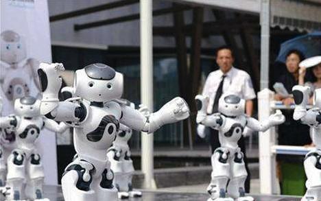 中国成为全球机器人企业集结工厂