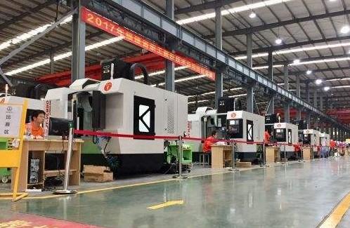 广西南宁加快推进重点产业制造企业数控技术发展
