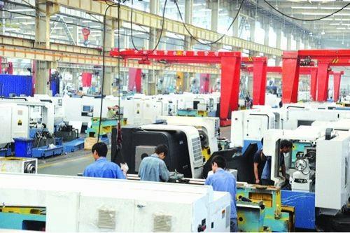 国产数控系统车床企业应用示范工程通过技术验收