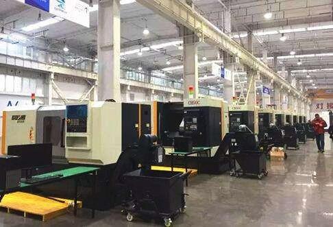 高档数控机床与基础制造装备80%将立足国内