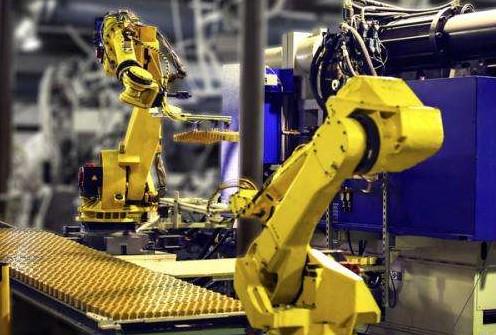 我国工业机器人产业迅速发展并壮大