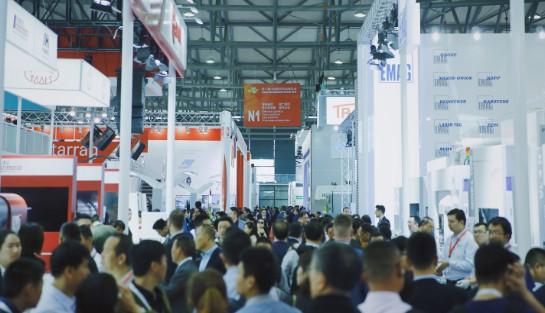 第十届中国数控机床展览会(CCMT2018)在上海隆重开幕
