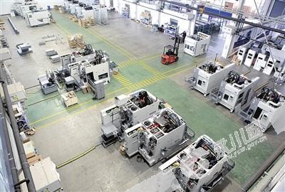 点赞!永川造数控机床畅销国内外 产值近3亿