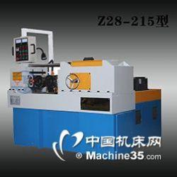 钢筋滚丝机 直螺纹滚丝机 Z28-80型滚丝机
