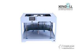 先导数码 3D打印机XD200桌面级
