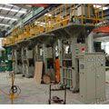 框架式SMC熱壓復合成型機