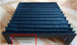 机械防尘罩数控机床导轨防护罩伸缩ω 式护板