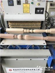 立柱打磨機樓梯小柱砂光機圓柱打磨機