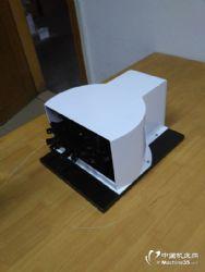 ISO10傘型 伺服 斗笠式 半圓形刀庫
