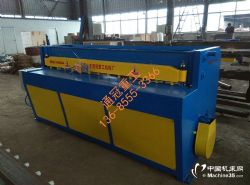 供应Q11-2*2500电动剪板机 摆线针轮裁板机新型切板